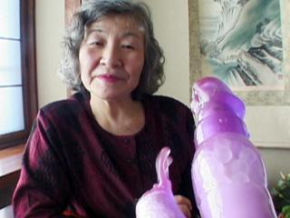70代お婆ちゃんとバイブ